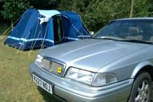 Rover 800 Chris Haining 09