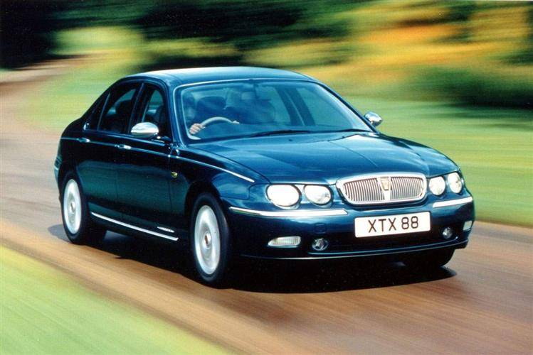 Raise A Glass To : Rover 75 - the first 20 years