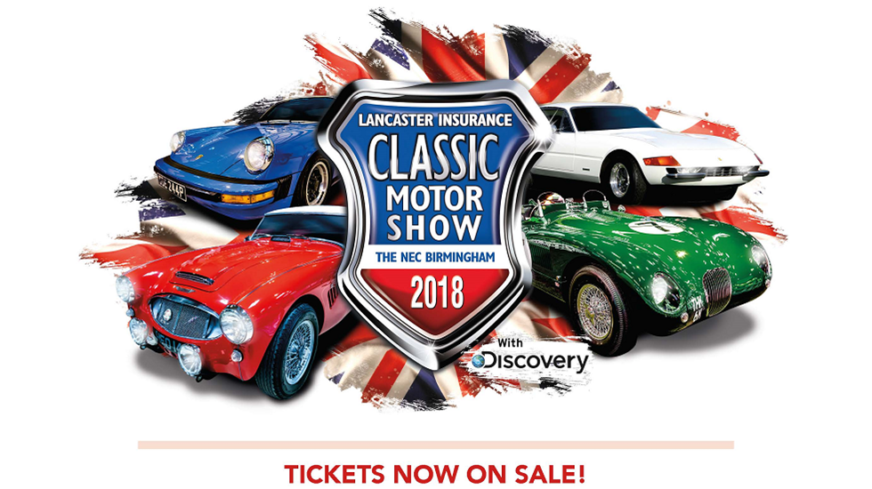 Events : The Lancaster Insurance Classic Motor Show