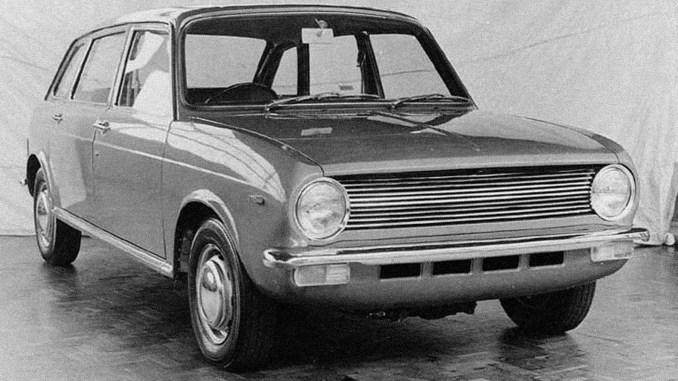 Austin Maxi character comes through following Roy Haynes' pre-launch facelift of the front-end styling of the ADO14 in 1967