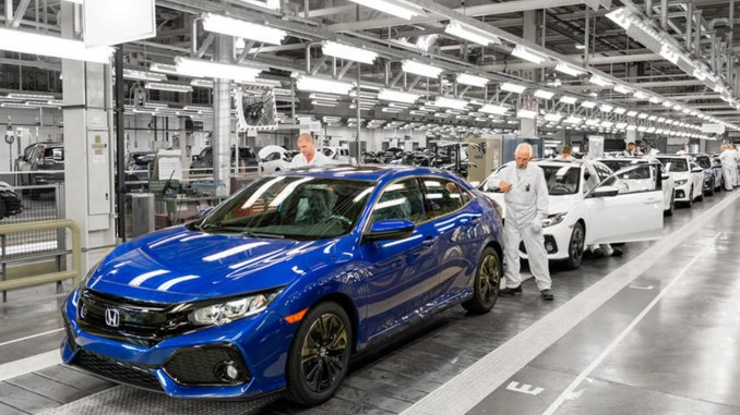 Honda's Swindon factory is to close in 2021.