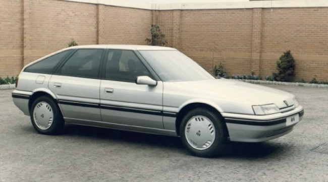 AR16 hatchback would have provided stiff opposition to the Sierra and Cavalier at its 1988 launch date