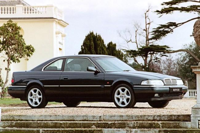 Rover 800 Vitesse Sport Coupe