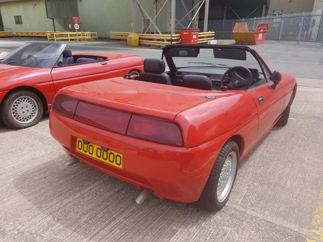 MG PR3s at Longbridge (photo: Thomas AK)