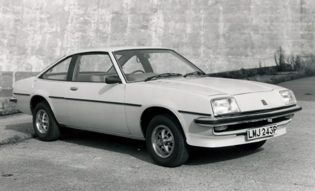 Vauxhall Cavalier Mk1 Coupe 1975