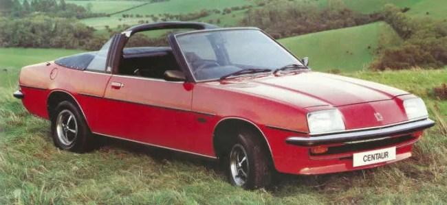 Vauxhall Cavalier Mk1 Caryford Centaur