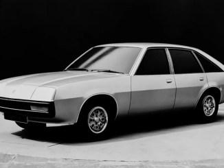 Vauxhall Cavalier hatchback