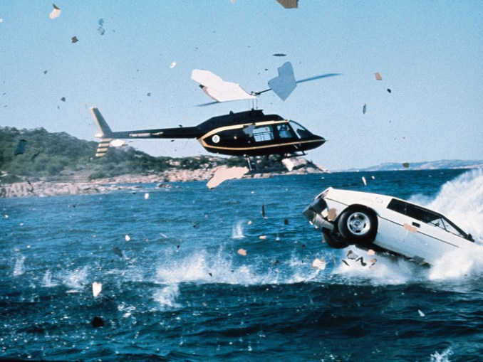 Lotus Esprit James Bond The Spy Who Loved Me