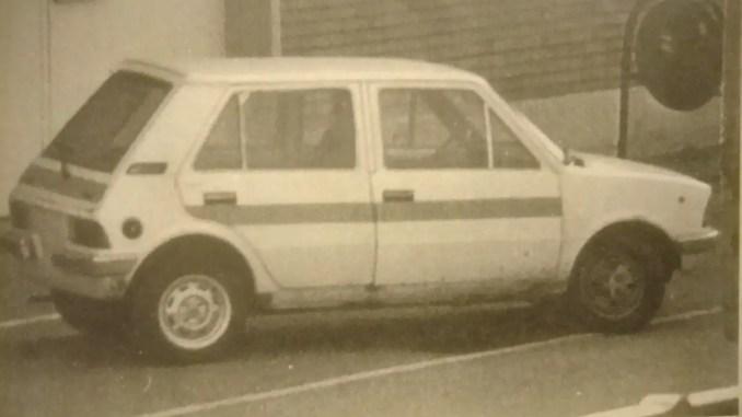 Innocenti Mini five-door