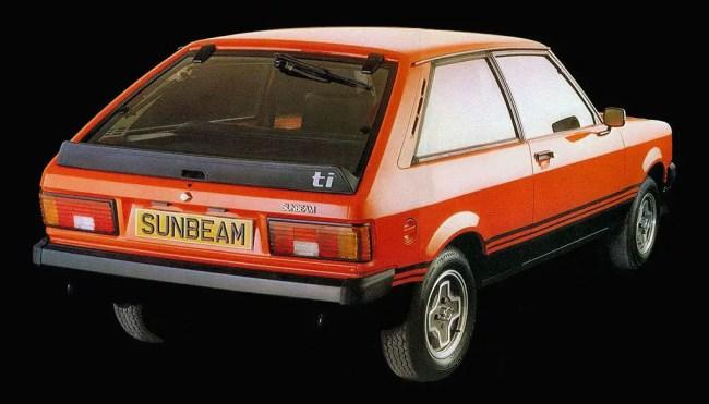 1977 Chrysler Sunbeam