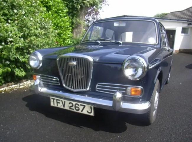 Wolseley 1100/1300