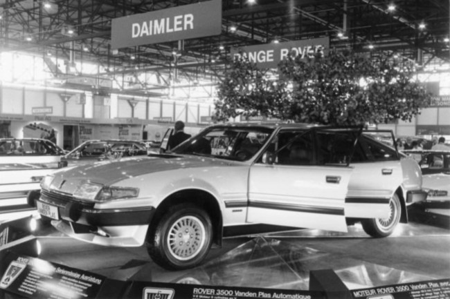 Geneva motor show 1983
