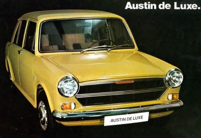 Austin 1300 De Luxe