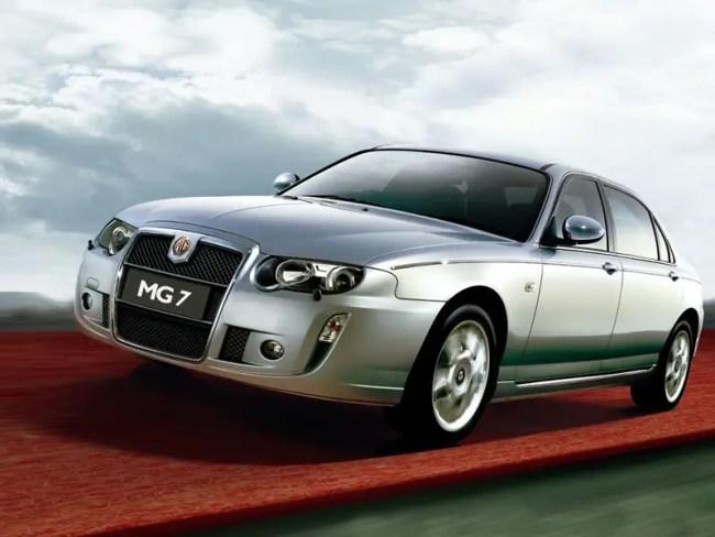 MG 7 L (NAC - 2007-2010)