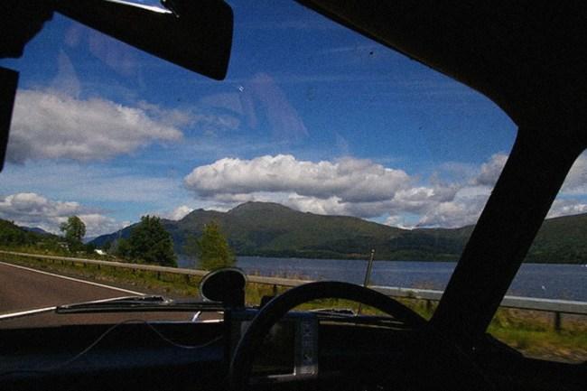 Vanden Plas !300 (ADO16) in Scotland