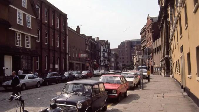 King Street Bristol 1984