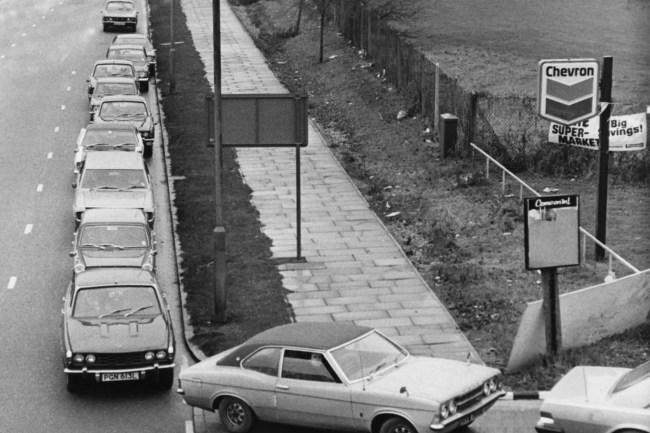 December 1973 - London