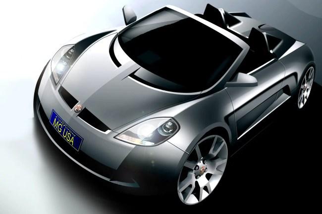 MG Roadster