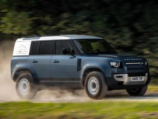 Land Rover Defender Hard Top 110