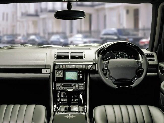 1999 Range Rover Linley