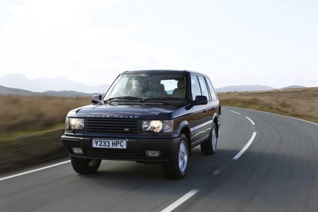 1999 Range Rover Vogue
