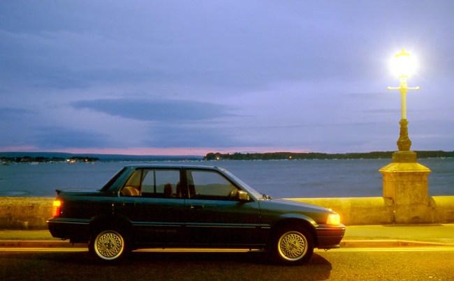 Rover 216 Vitesse
