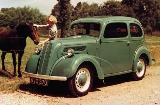 Ford Anglia E93A