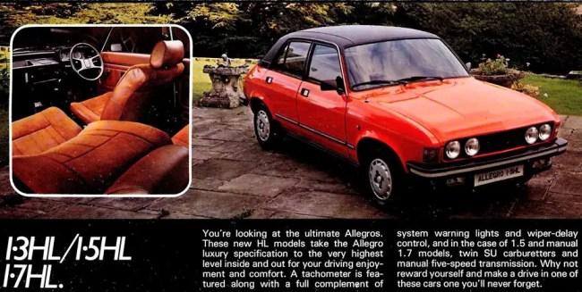 Austin Allegro 1300 HL