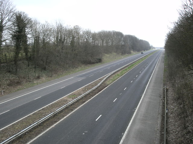 M45 motorway