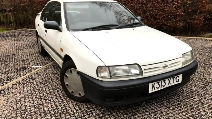 Keith Adams's Nissan Primera