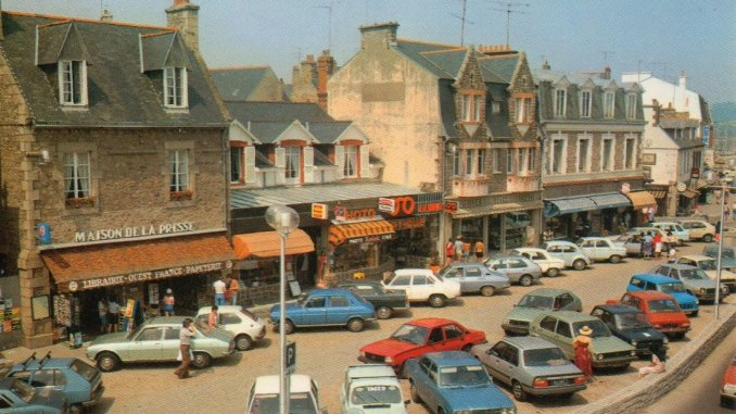 Paimpol, Brittany, 1984