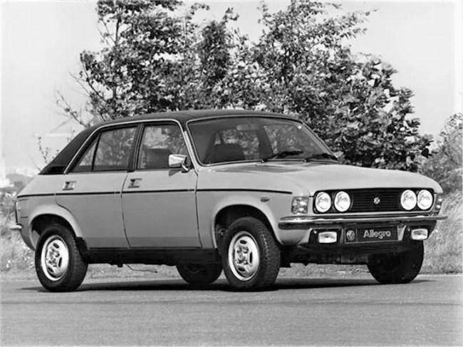 Austin Allegro 1300 Special