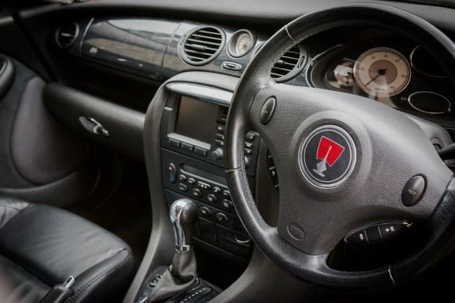 Mark McGrady Rover 75
