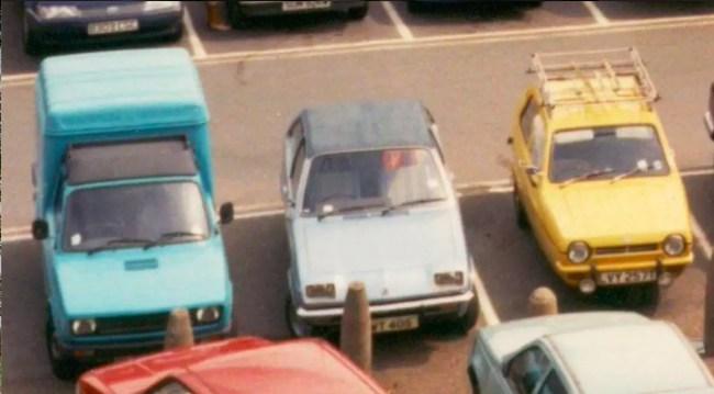 Fiat Fiorano, Vauxhall Chevette, Reliany Robin