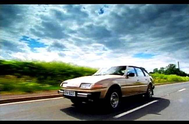 Rover SD1 KYA 922T