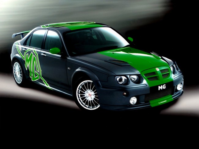 MG ZT XPower 500 Extreme