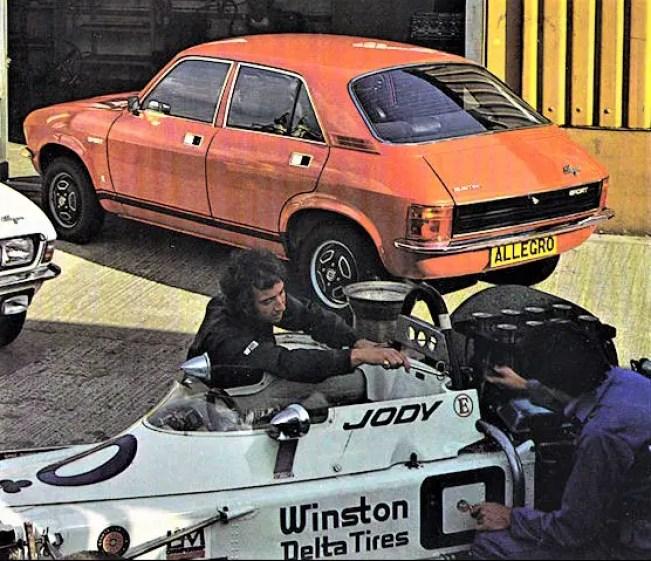 Austin Allegro Sport