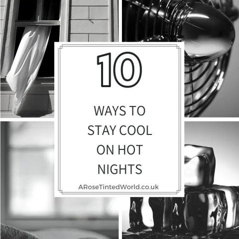 Stay Cool on Hot Nights – Here are 10 Ways
