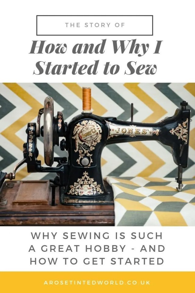 Beginning My Sewing Journey-3