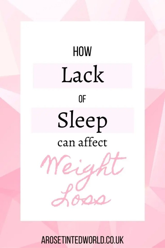 How Lack Of Sleep Affects Weight Loss - did you know that not sleeping and being tired affects if you can lose weight? See here how hormone imbalances can occur when you lose sleep that can make you prone to weight gain. And what to do about it! #weightloss #weightlossideas #weightlosssuccess #sleep #sleepdeprived #sleepless #lifehacks