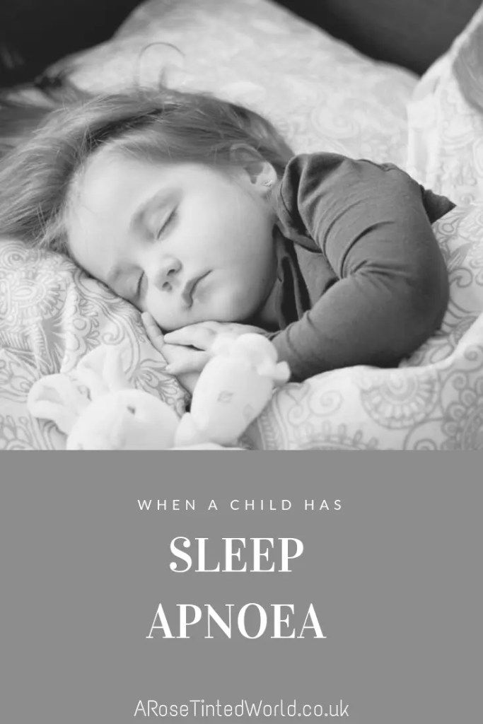 When a Child Has Sleep Apnoea