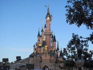 You only have 198 summers - disney castle