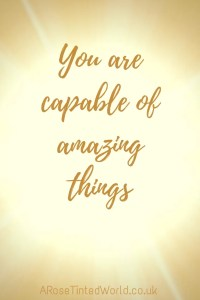 60 Positive Motivational Quotes you are capable of amazing things