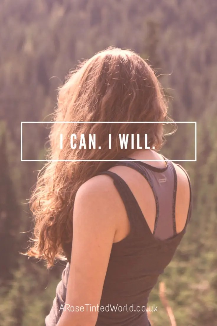 60 Positive Motivational Quotes - I can - I will
