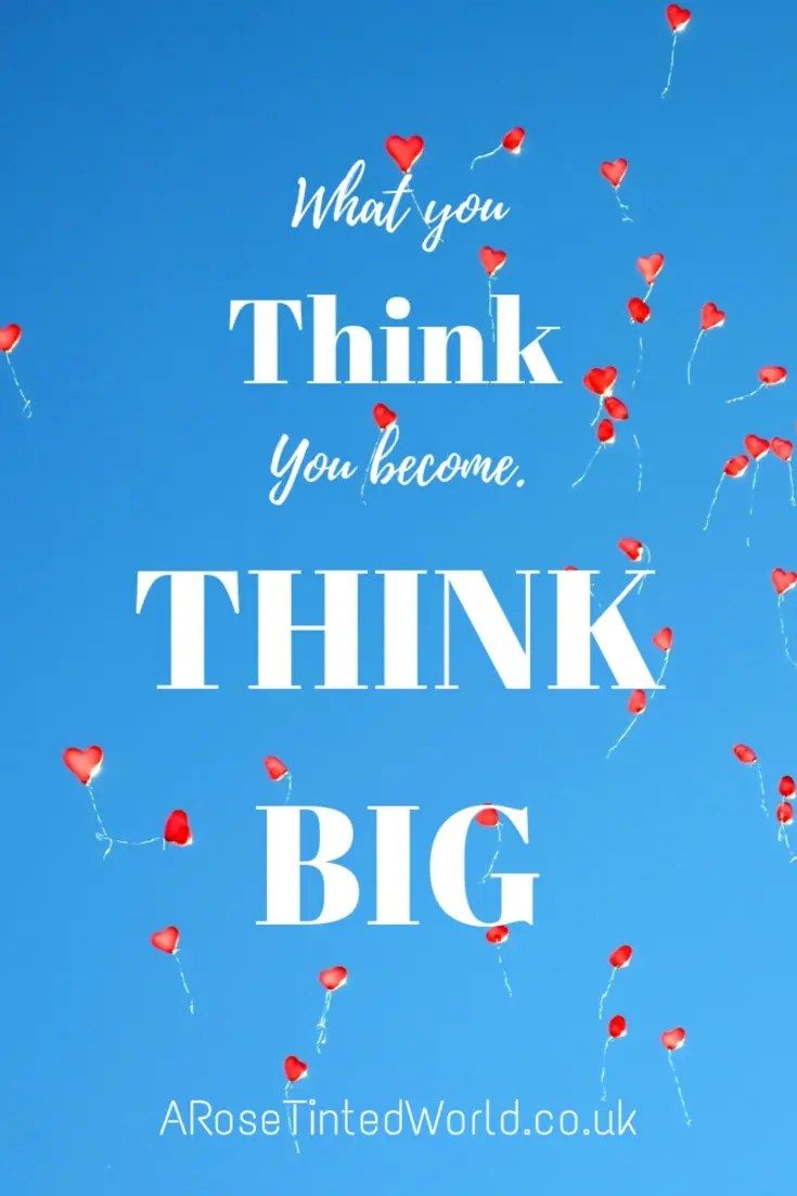 60 Positive Motivational Quotes Think big