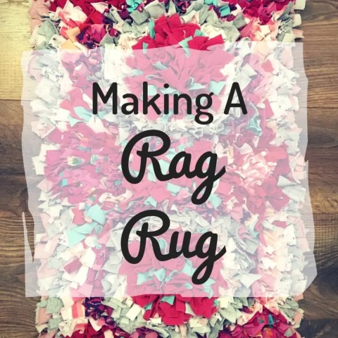 Making a Rag Rug