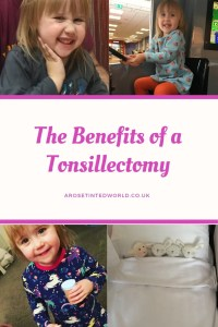 The benefits of a tonsillectomy
