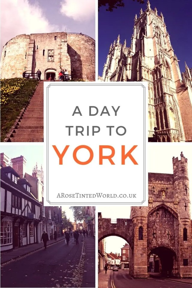 A Day Trip to York