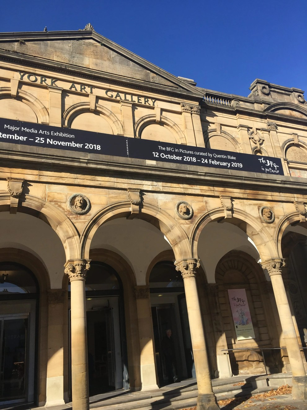 York Art Gallery - A Day Trip To York