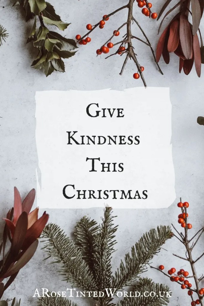 Give Kindness This Christmas